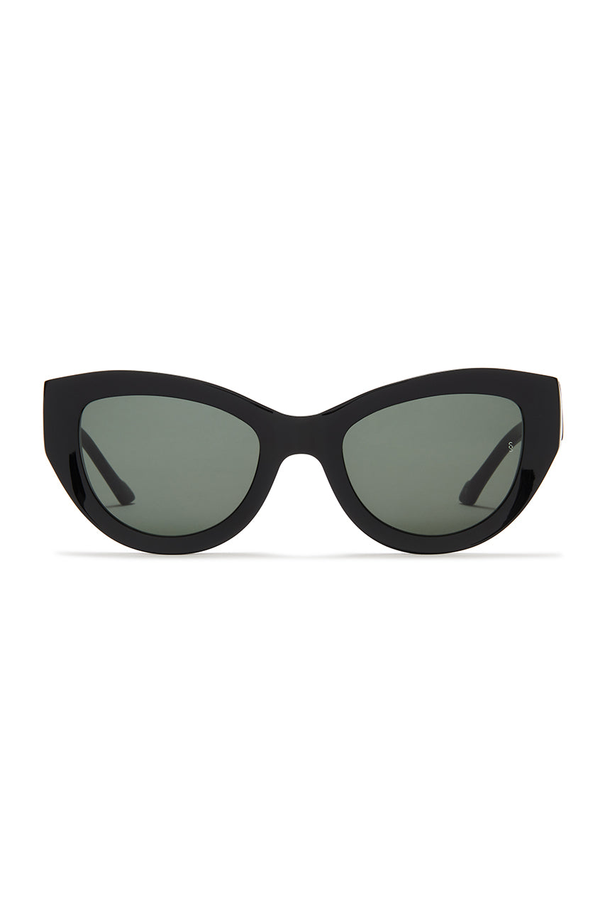 HARPER Sunglasses, Black