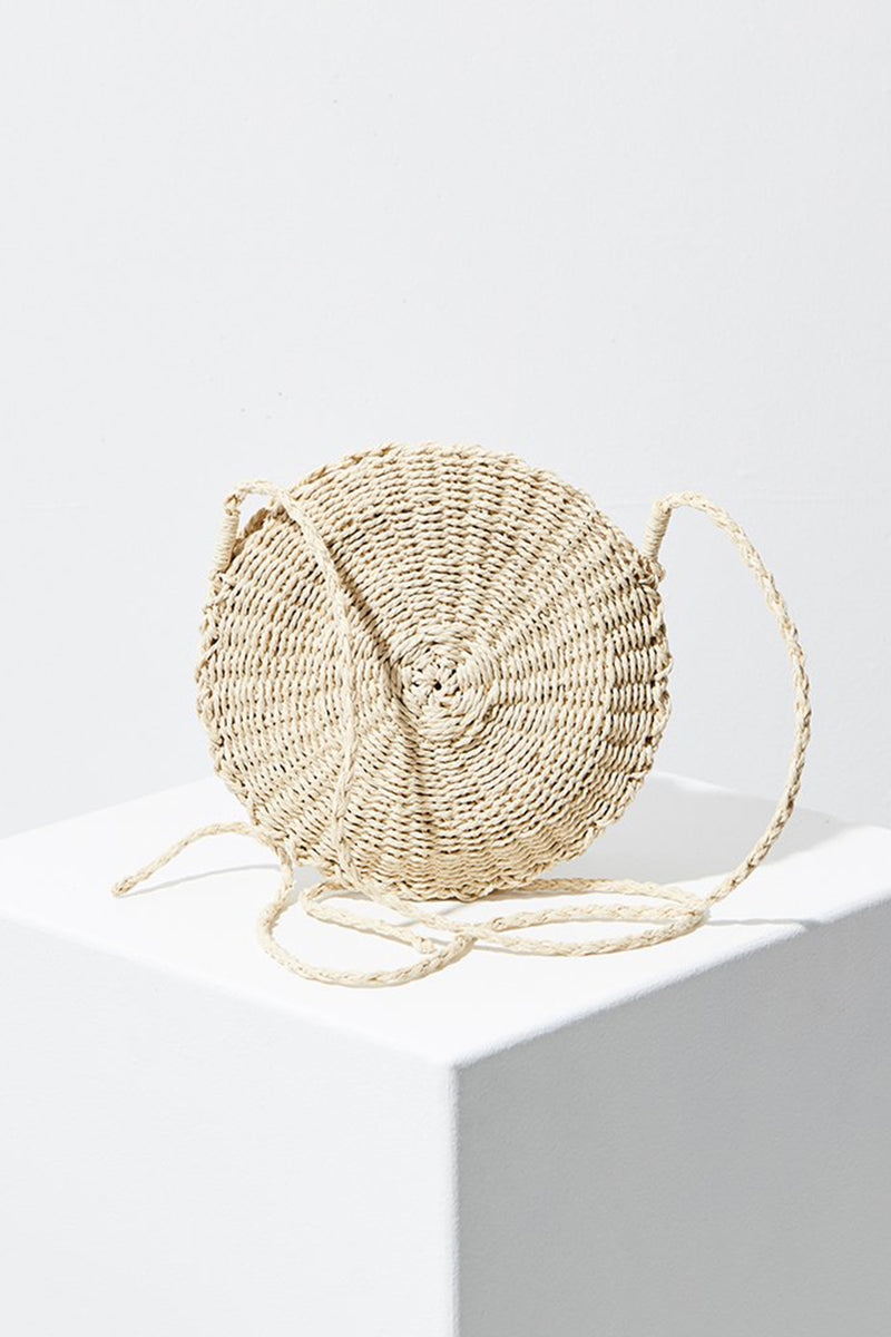The Beach People Scallop Hip Bag