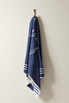 The Beach People Signature Towel, Santorini Blue