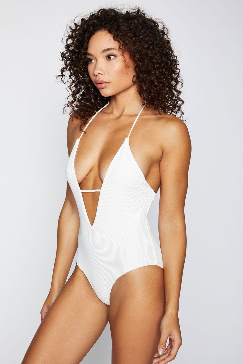 Lilly One Piece, White