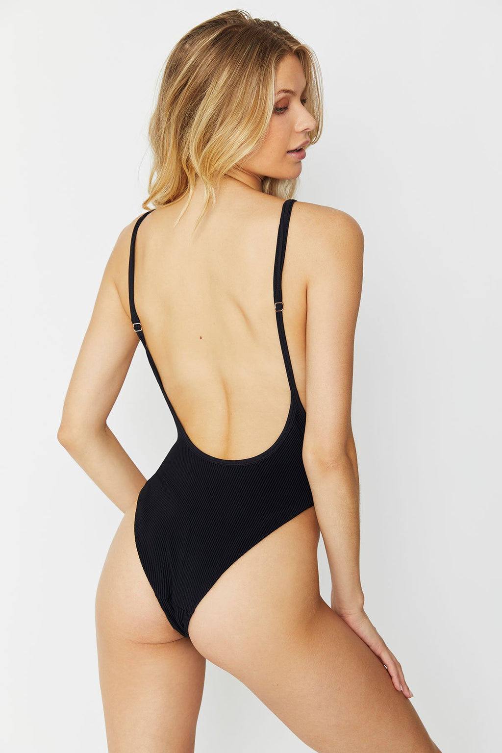 Adele One Piece, Black