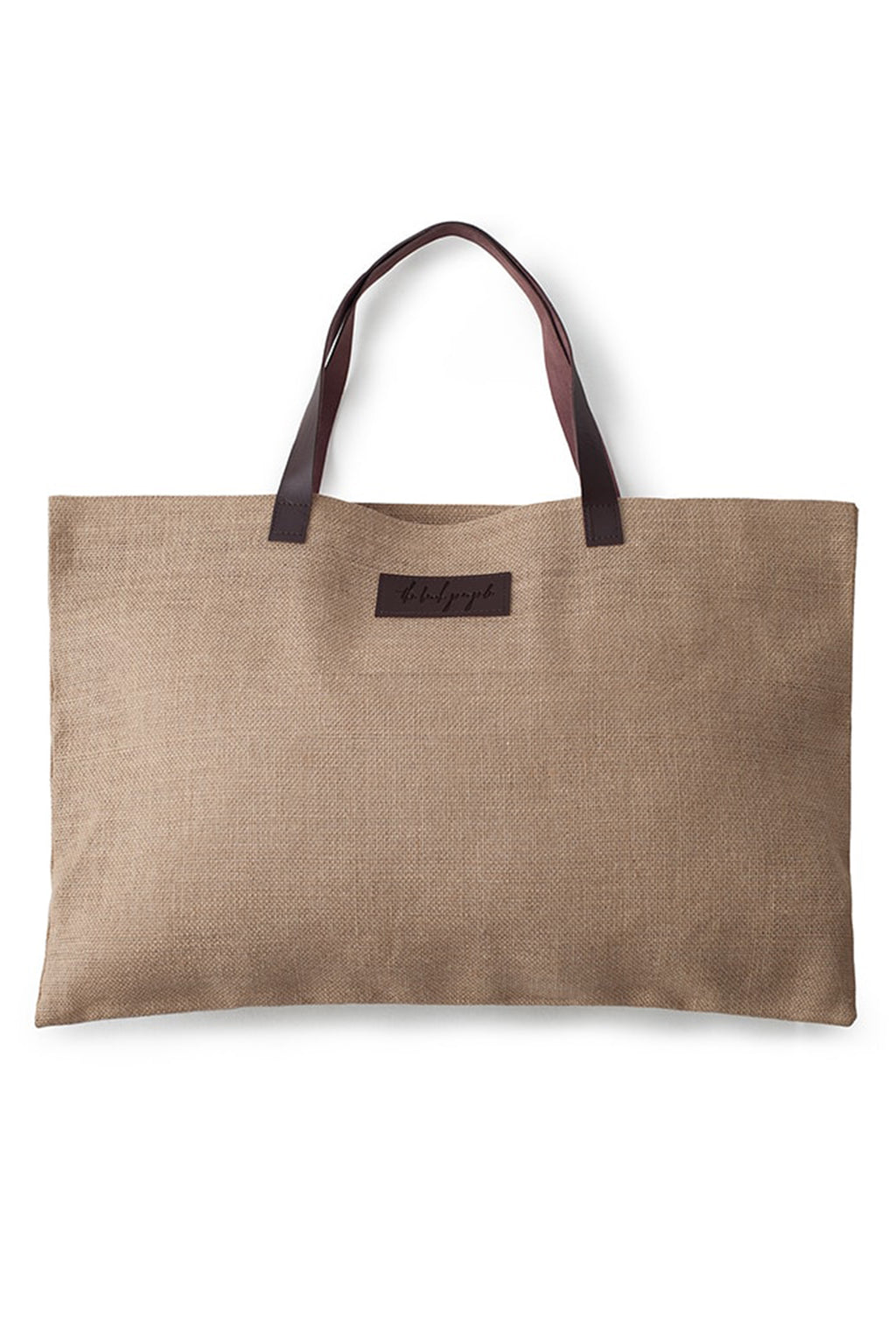 The Beach People Jute Bag, Original