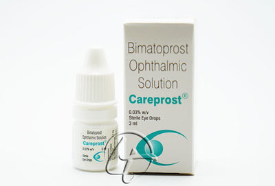 Careprost Eyelash Enhancer Serum - 4tbeauty