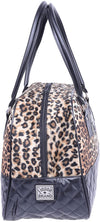 Liquorbrand Large Overnight Bag Leo Plush