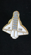 Lapel Pin 6 Piece Set • Retro Space Odyssey • By Alt finery