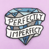 Jubly Umph Embroidered Patch • Perfectly Imperfect