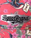 Womens Bag Liquorbrand Love Letter • Bamboo Handle