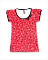 Women's Top • Red Micro Cherries• Liquorbrand