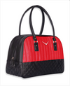 Liquorbrand Large Overnight Bag Red Glitter