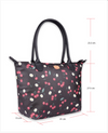 Liquorbrand Large Overnight Bag Daisy Cherry