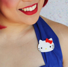 Erstwilder Brooch Hello Kitty