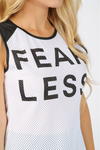 Fearless Slogan Top
