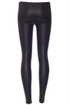 Womens Wet Look Leggings