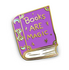 present gift magic books are magic pin books are magic book worm Alt finery jubly umph lapel pin pin brooch