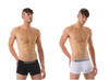Mens Bamboo Underwear • Boxer Briefs