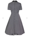 plus size dress Gingham Check Vintage style dress gingham daylesford fashion check Buy Fashion Australia Alt finery