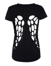 Womens Angel Wings T Shirt