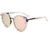 daylesford daylesford sunglasses mirrored lens sunglasses Mirrored Lens pastel pink womens sunglasses WOMENS Sunglasses cat eye