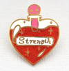 jewellery Accessories Alt finery jubly umph cute strength brooch lapel pin pin