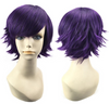 Cosplay Wig • Pixie Cut • Purple