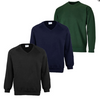 Mens Jumper •  V-Neck Pullover