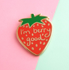 Lapel Pin • I'm Berry Good