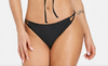 Womens Bathers • Black Lace up Bikini Swimsuit