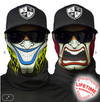 Face Shield/ Tubular Bandana • Two Sided