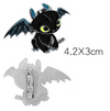 Lapel Pin • Toothless the Dragon