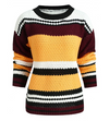 Womens Striped Jumper