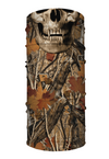 Face Shield / Tubular Bandana • Forest Camo Skull