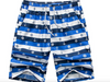 Mens Board Shorts • Nautical Print
