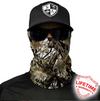 Face Shield / Tubular Bandana • Snow Camo