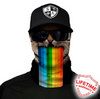 Face Shield / Tubular Bandana • Rainbow Cat