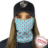 Face Shield / Tubular Bandana • Flamingo