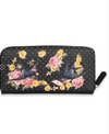 Womens Wallet Liquorbrand Sparrows Black