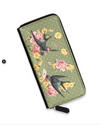 Womens Wallet Liquorbrand Sparrows Green