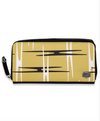Womens Wallet Liquorbrand Atomic Yellow