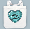 Jubly Umph Tote Bag • Stay Weird