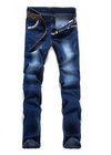 Men's Jeans Text Selvedge • Deep Blue