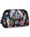 Womens Liquorbrand Makeup Bag True Love