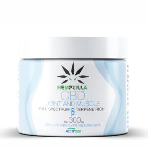 Hempzilla CBD Joint & Muscle Gel