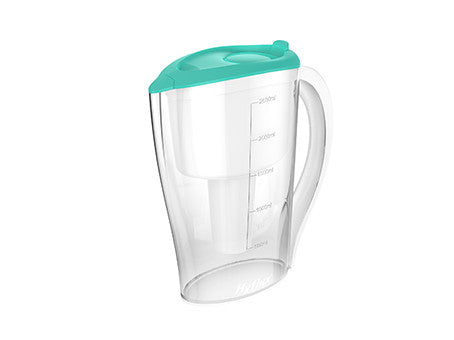 DEW WATER CONDITIONING PITCHER D28 (MINT GREEN)