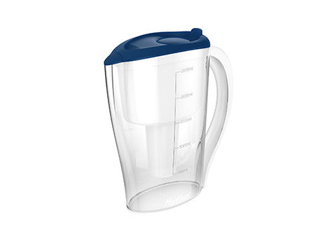 DEW WATER CONDITIONING PITCHER D28 (NAVY BLUE)
