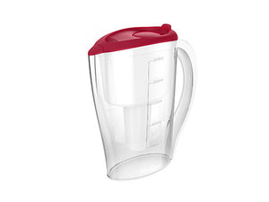 DEW WATER CONDITIONING PITCHER D28 (WINE RED)