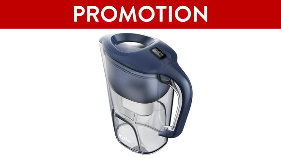 SPRING Water Filtration Pitcher S38 (Blue)