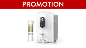 Bundle Set - NANO-1S Exceptional Filter Performance With DEW Water Dispenser D800