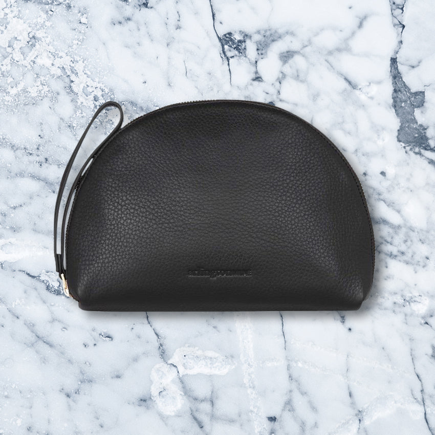 Arlington Milne Ava Clutch, Black