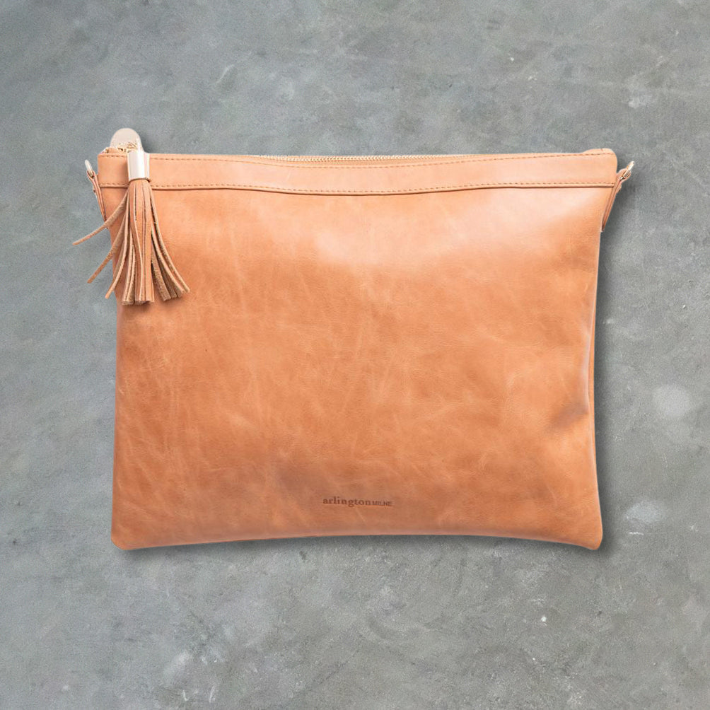 Arlington Milne Coco Bag, Vintage Tan