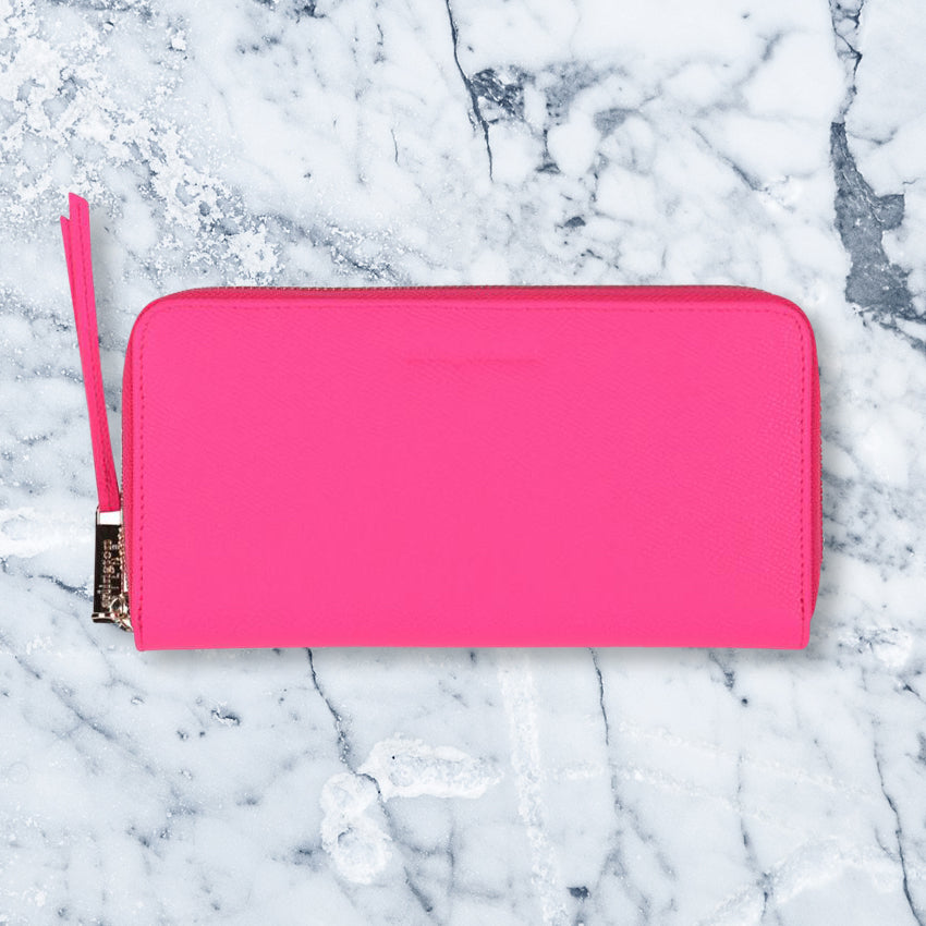 Arlington Milne Grace Wallet, Pink